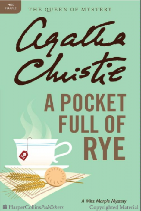 Second Additional product image for - A Pocketful Of Rye,Christie,Agatha