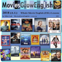 MoviesGrowEnglish, ESL Texbook 2018 (A-L) | eBooks | Education