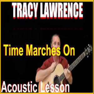 learn to play stars over texas by tracy lawrence