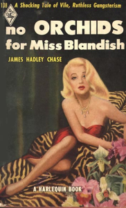 No Orchids for Miss Blandish | eBooks | Fiction