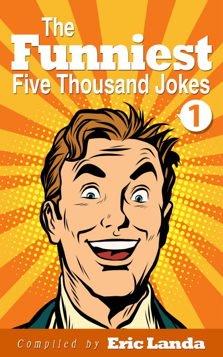 """First Additional product image for - """"The Funniest Five Thousand Jokes"""""""