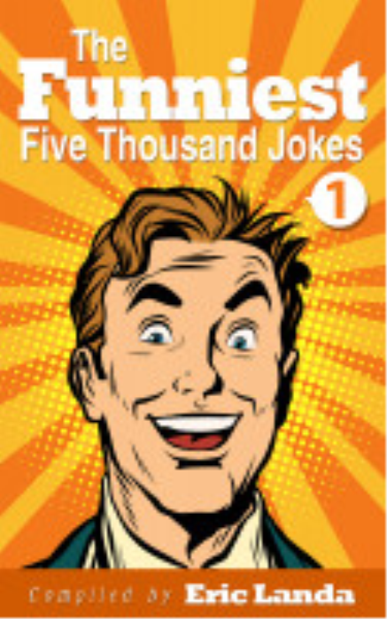 """Second Additional product image for - """"The Funniest Five Thousand Jokes"""""""