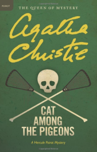 Cat Among the Pigeons by Agatha Christie | eBooks | Classics