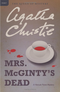 Mrs McGinty's Dead by Agatha Christie   eBooks   Classics