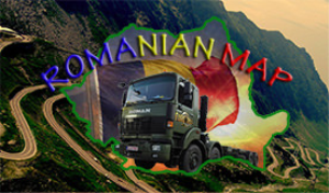 Romania Map By Alexandru V 0.1 | Software | Games