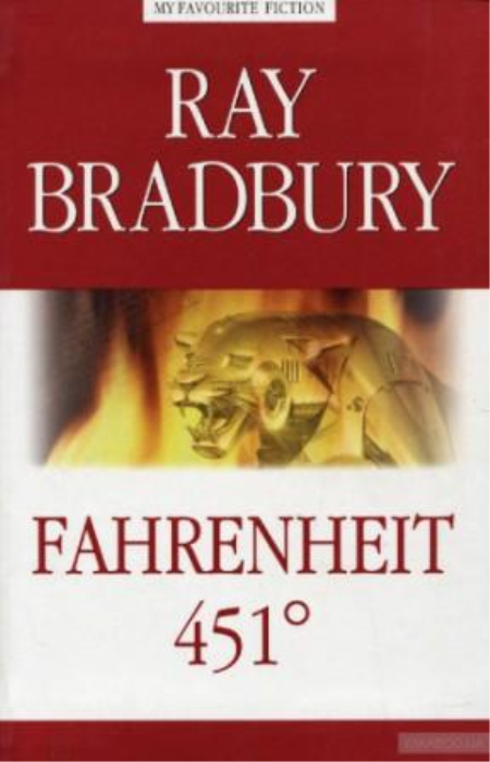 First Additional product image for - Ray Brudbury - - Fahrenheit 451