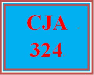 CJA 324 Week 3 Ethics Issue Presentation | eBooks | Education