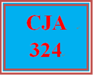 CJA 324 Week 5 Ethics Examples Assignment | eBooks | Education