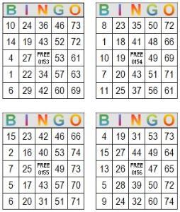 ningo multi card 153-156