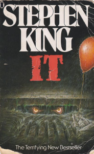 "Stephen King ""IT"" 