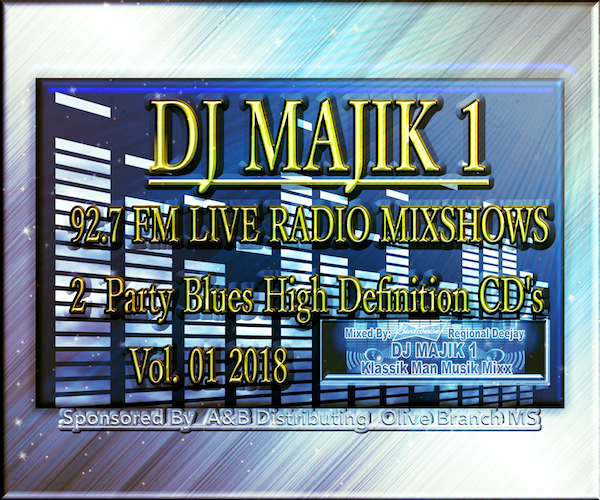 First Additional product image for - 92.7 Soul Blues) (Slow Rockin Some Grown Folks Business) (What MEN Love To Tell WOMEN) Mixshow Mixxed DJ MAJIK 1 Klassik Man Musik Mixx 2018 Master Mix
