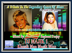 A Tribute To The Legendary Queen Of The Blues Denise LaSalle Mixed In High Definition Audio By DJ MAJIK 1 Klassik Man Musik Mixx - 01 -10 - 2018 | Music | Blues