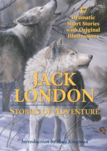jack london. stories of adventure