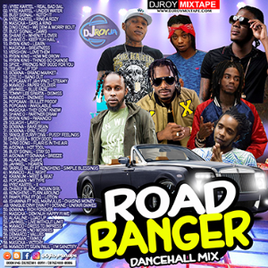 Dj Roy Road Banger Bashment Dancehall Mix [april 2018] | Music | Reggae