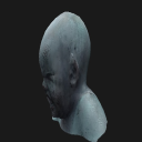 3D View Vigeland Sculpture Angryboy | Other Files | Arts and Crafts