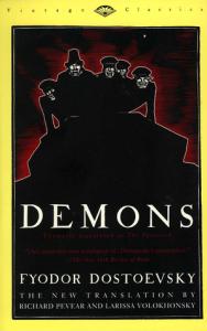 fyodor dostoevsky - demons (epub, fb2)