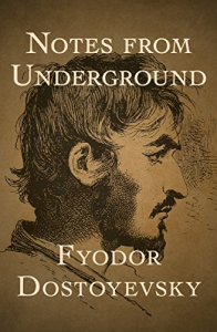 fyodor dostoevsky - notes from underground (epub, fb2)