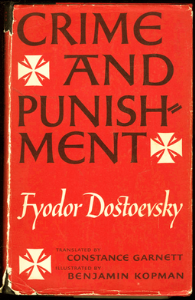 Fyodor Dostoevsky - Crime and Punishment (epub, fb2) | eBooks | Classics