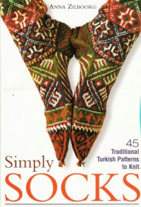 simply socks: 45 traditional turkish patterns to knit