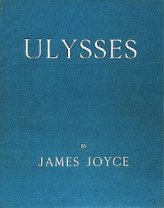 ulysses - james joyce.