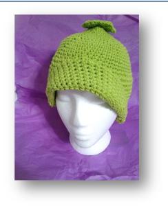 garden hat pattern