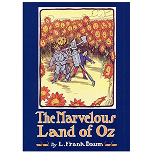 The Marvelous Land Of Oz | eBooks | Children's eBooks