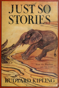 Just So Stories (Kipling) | eBooks | Classics