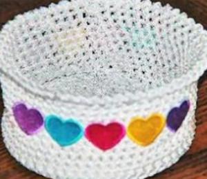 candy bowl pattern