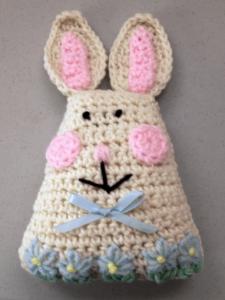 soft bunny toy pattern