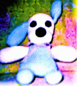 soft puppy toy pattern