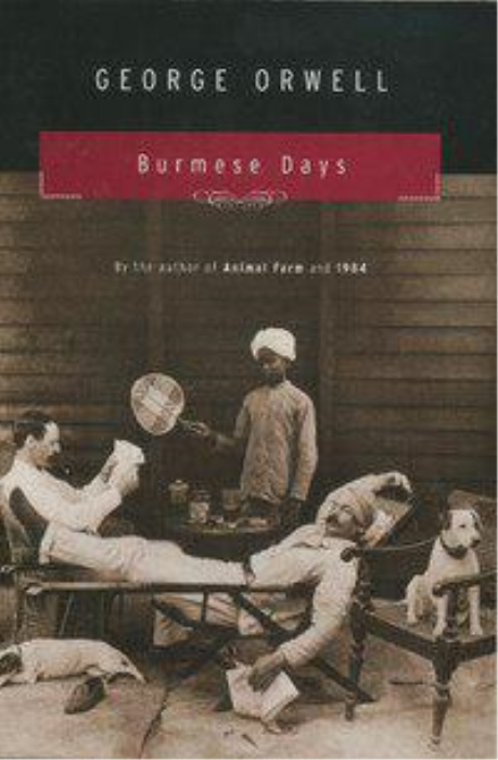 First Additional product image for - George Orwell Burmese Days epub