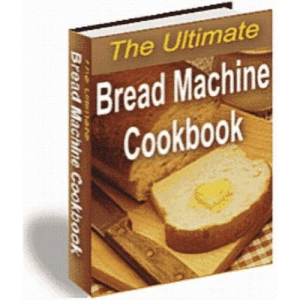 Bread Machine Cookbook | eBooks | Food and Cooking
