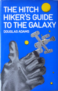 The Hitch Hiker's Guide to the Galaxy | eBooks | Fiction