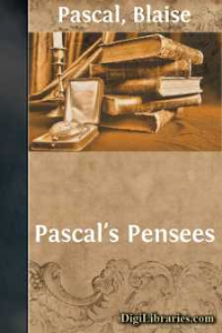 Blaise Pascal - Pascal's Pensees | eBooks | Philosophy