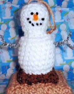 mallow man ornament pattern