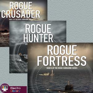 rogue submarine series by john r. monteith (9 ebooks)