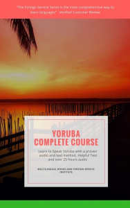 Yoruba Sample | eBooks | Language