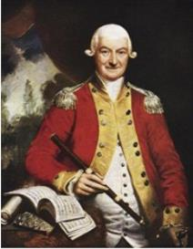 reid : march for the 32nd regiment of foot (general amherst's) : keyboard
