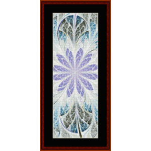 Fractal 661 Bookmark cross stitch pattern by by Cross Stitch Collectibles | Crafting | Cross-Stitch | Other