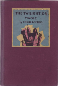 the twilight of magic