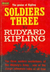 Rudyard Kipling - Soldiers Three | eBooks | Classics
