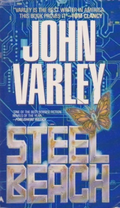 John Varley - Steel Beach | eBooks | Science Fiction