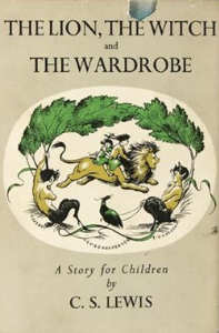 lewis clive - the lion, the witch and the wardrobe