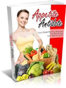 Appetite Antinote | eBooks | Health