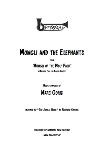mowgli and the elephants