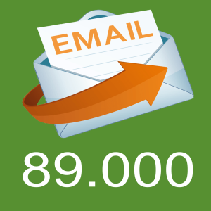 89.000 Emails list for Business Marketing Separated by commas and lines nice | Documents and Forms | Letters