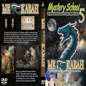 Mystery School Vol 5 The Spiritual And Biblical Connection of Dragons Reptilians & Humans | Movies and Videos | Religion and Spirituality