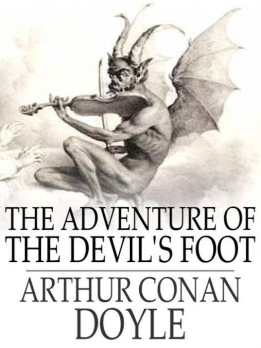 First Additional product image for - The Adventure of the Devil's Foot