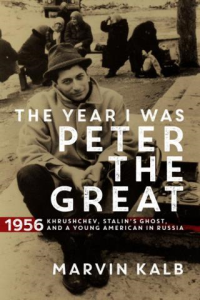 "a chronicle of the year that changed soviet russia—and molded the future path of one of america's pre-eminent diplomatic correspondents 1956 was an extraordinary year in modern russian history. it was called ""the year of the thaw""—a time when stalin's dark legacy of dictatorship died in february only to be reborn later that december. this historic arc from rising hope to crushing despair opened with a speech by nikita khrushchev, then the unpredictable leader of the soviet union. he astounded ev"
