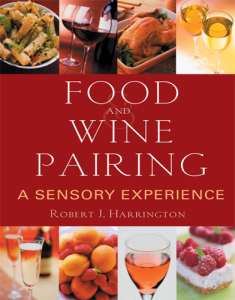 Food and wine pairing: a sensory experience | eBooks | Food and Cooking